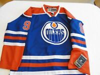 Ryan Smith Edmonton Oilers Brand New Jersey