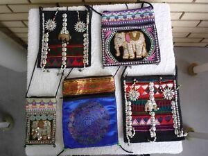 5 bourses de la Thailande purse from Thailand handcraft