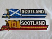 Scotland St. Andrew's Cross Stickers