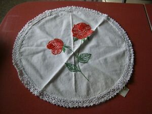 Collection of Vintage Doilies