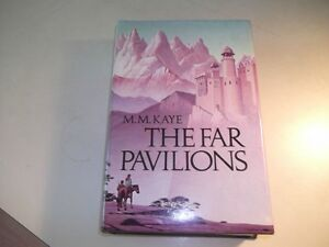 The Far Pavilions Very Rare in this condition  plus signed!!!