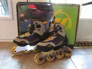 Ultra Wheels In Line Skates