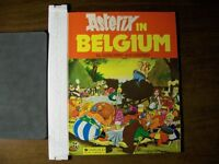 Astérix in Belgium-Ast and the Roman Agent- Tintin And The Picar