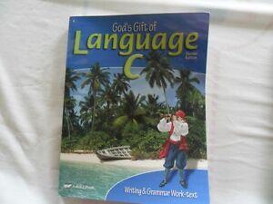 A Beka Language workbook - grade 6
