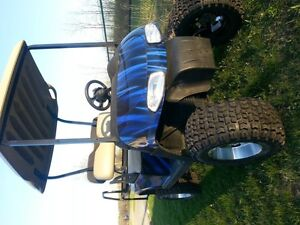 Lumieres Golf Cart voiturette; Club Car  / Ez Go