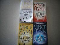 Selected Vince Flynn Books