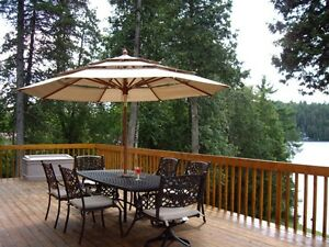 Cottage for Rent 31 Mile Lake 1.5 hrs north of Ottawa, Canada