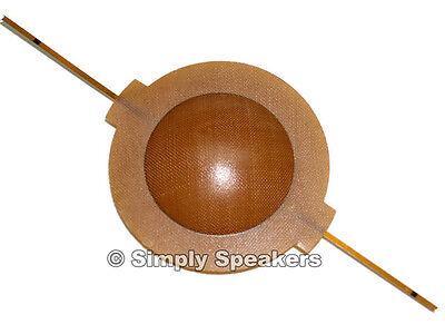 Klipsch Cornwall Speaker Horn Tweeter Aftermarket Replacement Diaphragm 89486a