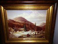 C. Krieghoff Paintings