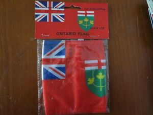 Ontario Antennae Flags
