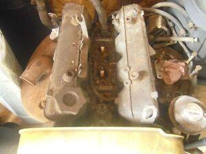 Fiat spider 2000 engine