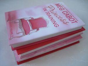 "GIRL'S  ""PRINCESS DIARIES"" HARD COVER BOOKS~SMOKE FREE $6.00 EA Edmonton Edmonton Area image 4"