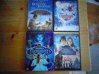 Selected Disney DVD's