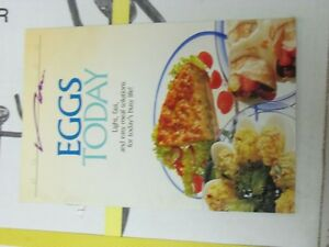 Eggs Today Recipes and Cookbook