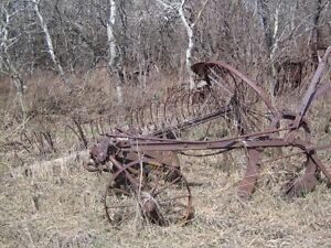 Antique farm items Regina Regina Area image 1