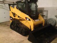 Bobcat & Compact Excavator Service