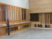 Planchers de bois franc de qualité fabriqué au Québec