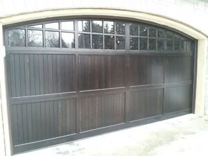 GARAGE DOORS & OPENERS...CEDAR,STEEL,FIBERGLASS ON SALE NOW!! City of Toronto Toronto (GTA) image 6