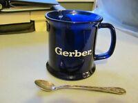 Gerber mug,spoon and doll