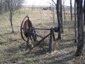 Antique farm items Regina Regina Area image 6