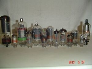 BRAND NEW RCA ELECTRONIC VACUUM TUBES 6BK4C/6EL4A Windsor Region Ontario image 5
