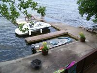 Cottage Rental - Charleston Lake, 90min. from Ottawa