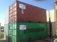 20ft Used Storage Container Sale - BEST VALUE IN CALGARY!!