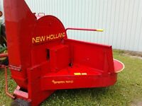 "Souffleur à ensilage ""Blower"" New Holland 27"
