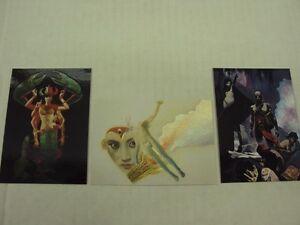 Fantasy Art Cards Non-Sports Cards