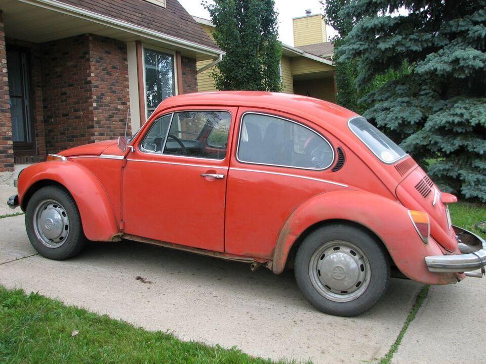 Used Car Kijiji Edmonton: 1973 Volkswagen SUPER BEETLE