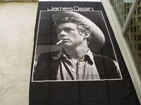 James Dean Black Banner