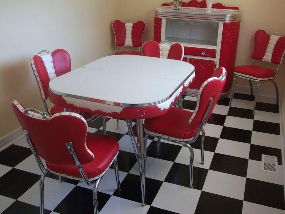 50 Sets De Cuisine Retro Vintage 55 65 S Mobilier De