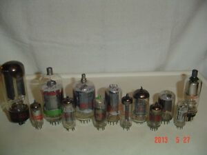 VACUUM TUBES 6JZ8, 12HG7, 6GF7A, 6BZ6, 6CL3, 6EW6, 6GU7 & 6JH6, Windsor Region Ontario image 5