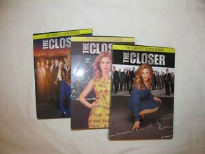The Closer - Season 4, 5, 6 (Télésérie)