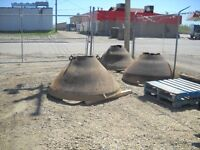 Firepit / Barbecue Steel Cones
