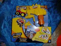 New Tonka Chuck & Friend toy