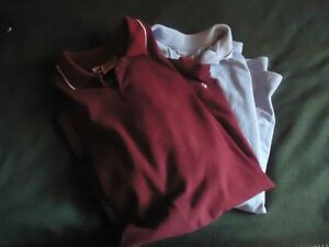 polo d uniforme 2 polo d uniforme pour ecole secondaire
