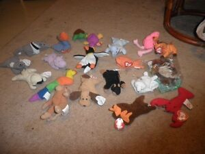 21 Mini TY Beanie Babies London Ontario image 1