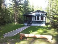 Nelson Cottage rental Harrop Hideaway Nelson Kootenay Lake,