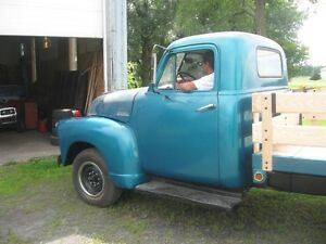 CHEVROLET 1952 Other Pickups