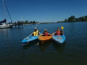 !!!!!!KAYAKS FOR RENT!!!!!!   $49 for a day  8' and 10' kayaks Sarnia Sarnia Area image 6