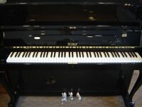 Used Petrof Upright Piano 118, $4650 in Markham! - MERRIAMpianos