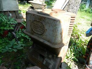 1937 Coal Pellet Stove
