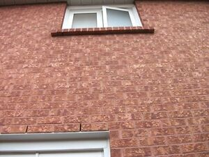 CHIMNEY REPAIR/REBUILD, ALL BRICK WORK, PARGING, WATERPROOFING