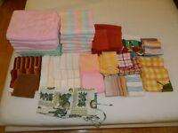 PAS CHER !!! lot de serviettes neuves