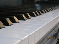 Piano, Saxophone, Voice and Theory Lessons
