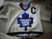 Toronto Maple Leafs Doug Gilmour Jersey