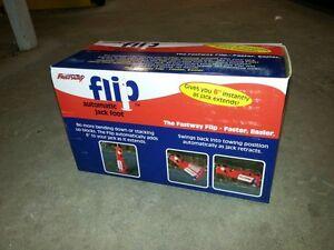 Fastway® Flip™ Automatic Jack Foot/SYSTEME DE RETRACTION