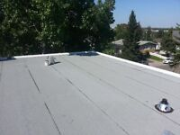 Professionnal flat & sloped roof services (res. & commercial)