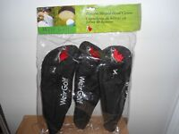 Weir Golf - Banana Shaped Head Covers